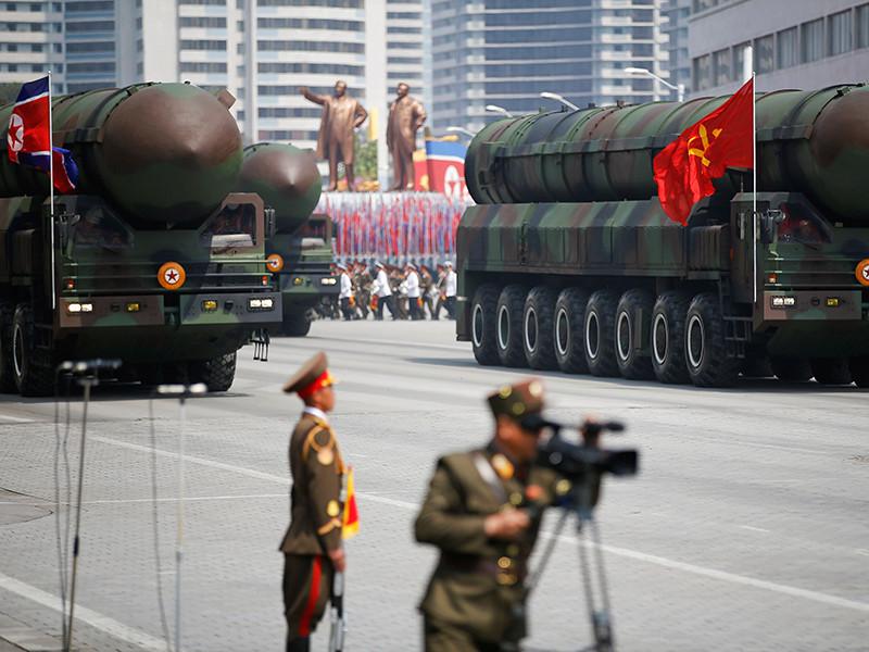 КНДР провела новые испытания баллистической ракеты. США начали готовить ответные меры