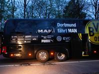 В ведомстве пояснили, что в настоящее время по делу о взрыве в Дортмунде есть двое подозреваемых-исламистов, один из которых задержан