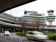 Берлинский аэропорт прекратил работу после обнаружения бесхозного чемодана