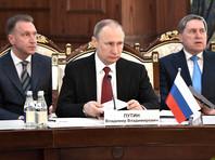 Путин  заявил о планах расширить сотрудничество с Казахстаном по Байконуру