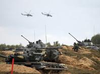 """Российские войска останутся в Белоруссии после окончания учений """"Запад-2017"""", считает Минобороны Эстонии"""