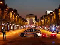 В Париже на Елисейских Полях произошла стрельба, есть погибшие
