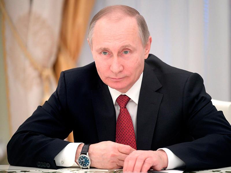 Путин вошел в список 100 самых влиятельных людей мира по версии журнала Time