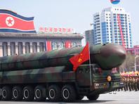 Это может произойти в случае попадания в японские территориальные воды ракеты Северной Кореи