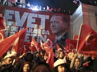 Турция решила продлить режим чрезвычайного положения после референдума. Оппозиция не сможет выступить с акциями протеста