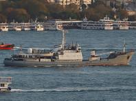 """Разведывательный корабль """"Лиман"""" отказались поднимать со дна из-за """"преклонного возраста"""""""