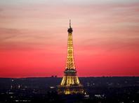 Власти Парижа отключат освещение на Эйфелевой башне в знак солидарности с народом Швеции после теракта в Стокгольме