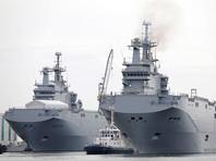 """В Египте пройдут новые переговоры о поставках российского оборудования для """"Мистралей"""""""