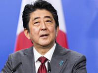 Абэ заявил о планах обсудить КНДР с Путиным во время визита в Россию