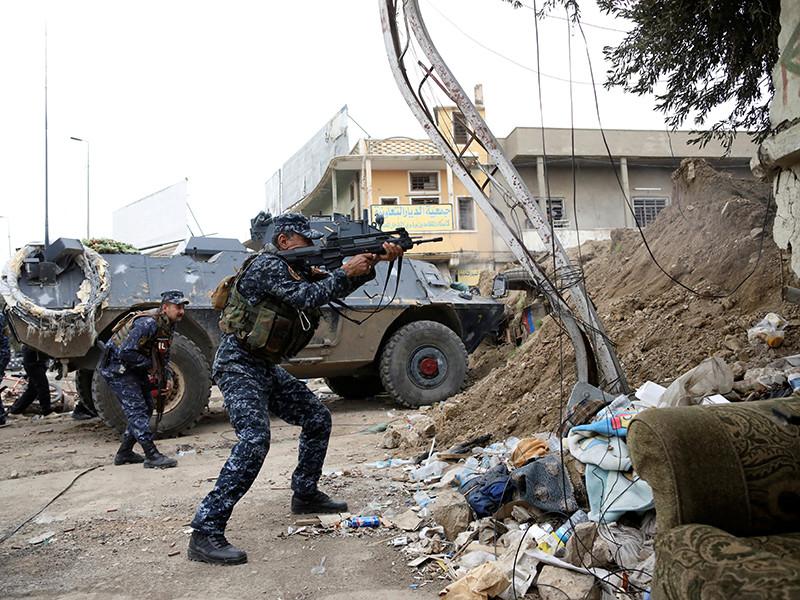 """В иракском Мосуле местная полиция ликвидировала одного из главарей террористической группировки """"Исламское государство""""* Абу Хаджар по прозвищу Русский"""