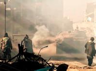 Дамаск заявил о сотнях жертв в результате атаки международной коалиции на боевиков и взрыва склада с ядовитыми веществами