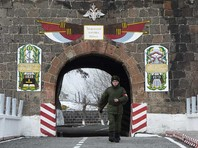 В Армении пропал российский контрактник