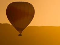 В Турции упал воздушный шар с двумя десятками туристов