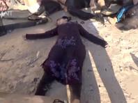Эту атаку уже назвали одной из самых смертоносных за время сирийского конфликта