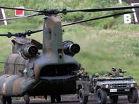 Токио рассматривает возможность развертывания армии из-за ракет Северной Кореи