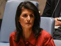 Постпред США в ООН объявила уход Асада приоритетом