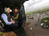 Премьер-министр Австралии Малколм Тернбулл 3 апреля побывал в штатах, наиболее пострадавших от циклона Дебби, признанного самым разрушительным за последние сорок лет