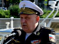 Командующий Тихоокеанским флотом РФ встретился в порту Южной Кореи со своим коллегой