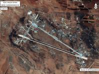 Удар был нанесен по аэродрому Шайрат, который, по данным СМИ, использовался и российскими Воздушно-космическими силами. В Пентагоне заявили, что по части базы, где могли находится российские самолеты, удары не производились