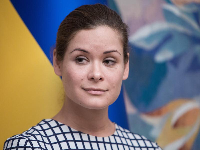 Мария Гайдар стала советником президента Украины