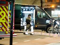 Полиция подорвала похожий на бомбу предмет в центре Осло