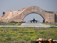 Сирийские ВВС возобновили вылеты с аэродрома Шайрат