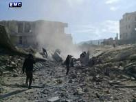 CNN: разведка США перехватила переговоры сирийских военных по химатаке в Идлибе