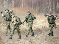 Эстонские военные уступили свои казармы союзникам по НАТО