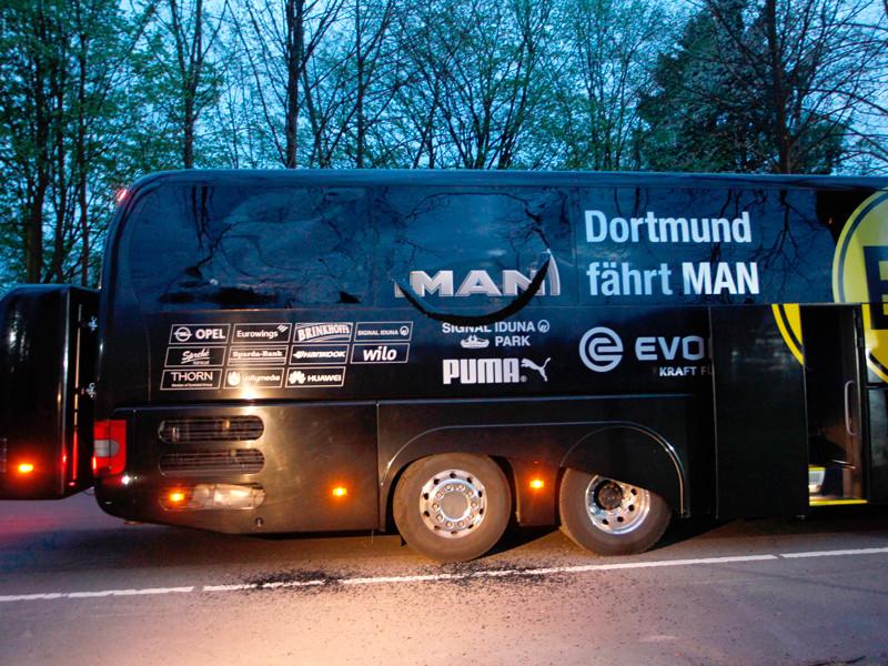 Письма на месте взрывов в Дортмунде могли подбросить, посчитали СМИ