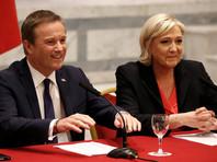 Ле Пен объявила кандидата на пост премьера в случае победы