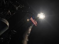 Пресс-секретарь Пентагона сообщил, что Россию заранее уведомили  по военным каналам о ракетном ударе по аэродрому в Сирии