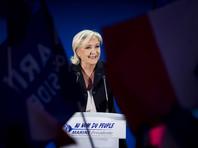 Марин Ле Пен отошла от партийных дел перед вторым туром президентских выборов во Франции
