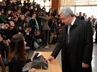 Система контроля на выборах в Армении не опознала пальцы двух президентов страны