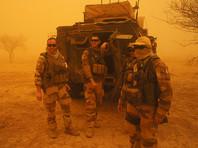 Французские военные уничтожили более 20 боевиков на границе Мали и Буркина-Фасо