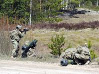 В учениях принимают участие более 1,2 тыс. военнослужащих из Латвии, Литвы, Эстонии, США, Канады, Великобритании, Люксембурга, Болгарии, Румынии, Словакии, Германии и Швеции