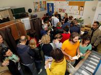 Во Франции обнародовали предварительные результаты голосования на президентских выборах