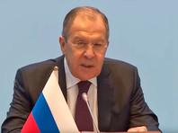 """Россияне, """"судя по всему"""", не погибли при ударе США по базе в Сирии, заявил Лавров"""