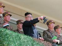 КНДР пригрозила уничтожить американский авианосец Carl Vinson, военные базы США и резиденцию президента Южной Кореи