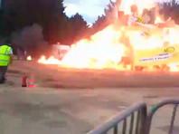 На карнавале в пригороде Парижа прогремел взрыв, 20 пострадавших