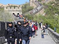 Итальянские полицейские заступили на дежурство в городах Китая