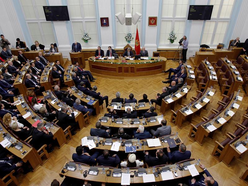 Депутаты парламента Черногории 28 апреля проголосовали за вступление страны в НАТО