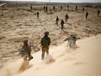 ВВС Израиля обстреляли позиции сирийской армии в провинции Эль-Кунейтра