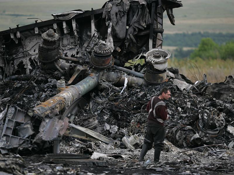 Малайзийский Boeing был сбит 17 июля 2014 года