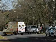 В Южно-Африканской республике не менее 17 школьников погибли, когда микроавтобус, в котором они ехали, врезался в грузовик и взорвался