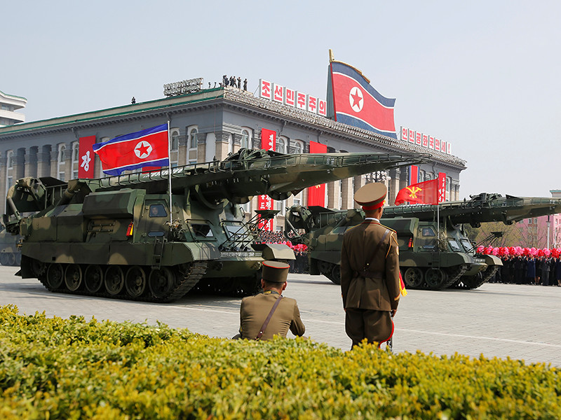 Северная Корея снова попыталась запустить ракету, но потерпела неудачу