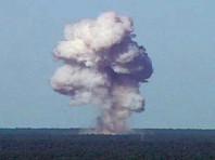 На вооружении США 15 таких бомб, но в боевых действиях ее ранее не применяли