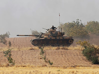 По  словам посла, Анкара подводит тяжелую технику в провинцию Идлиб