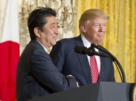 """Япония ввела оборонительные меры - в случае """"превентивной атаки"""" США по КНДР она может стать мишенью ответного удара как союзник Трампа"""