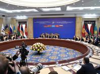 С этим заявлением Путин обратился к президенту Казахстана Нурсултану Назарбаеву
