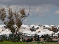 Взрыв прогремел в лагере сирийских беженцев, которым удалось вырваться из захваченной террористами Ракки